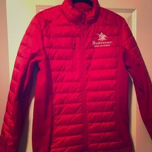 Budweiser Down Jacket